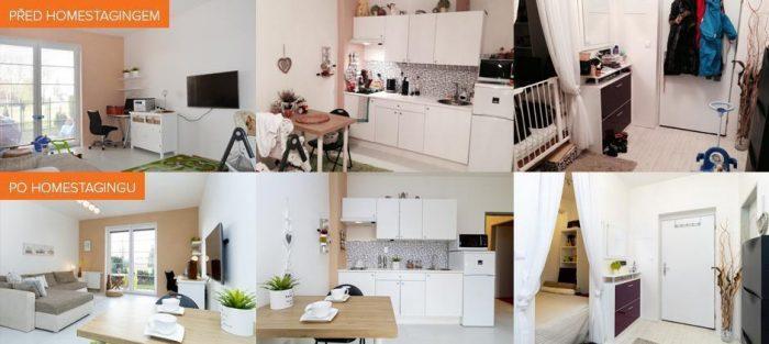 Homestaging vám pomůže srychlým prodejem bytu