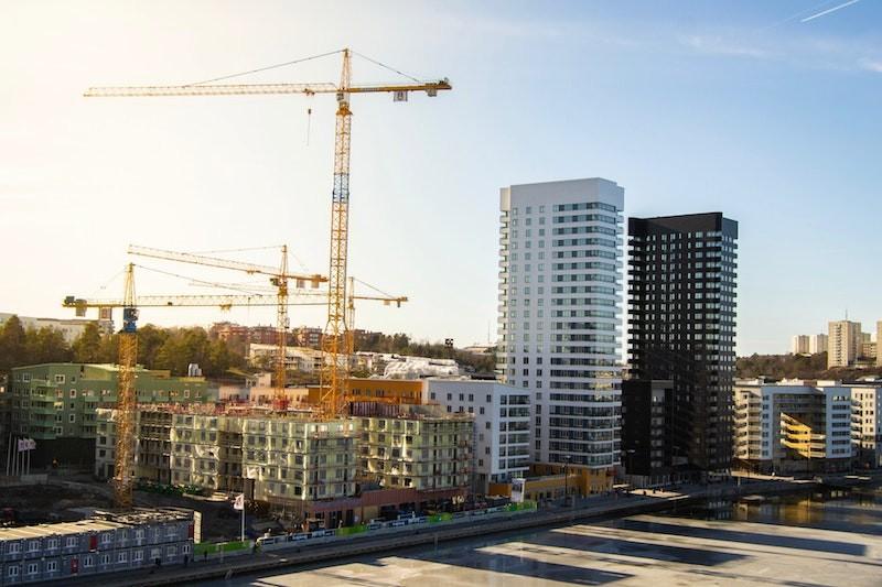 Daň zprodeje nemovitostí - při koupi bytu od developera