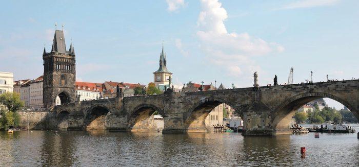 Vývoj ceny bytů Praha