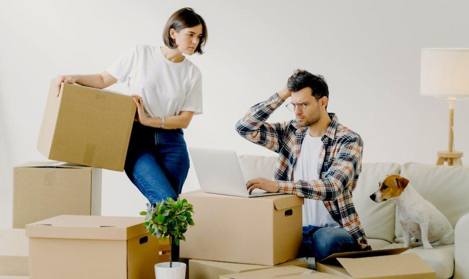 chyby při prodeji bytu